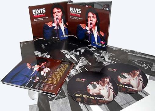 Still Stirring Passions CD.
