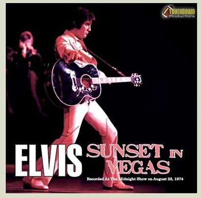 Sunset In Vegas CD.