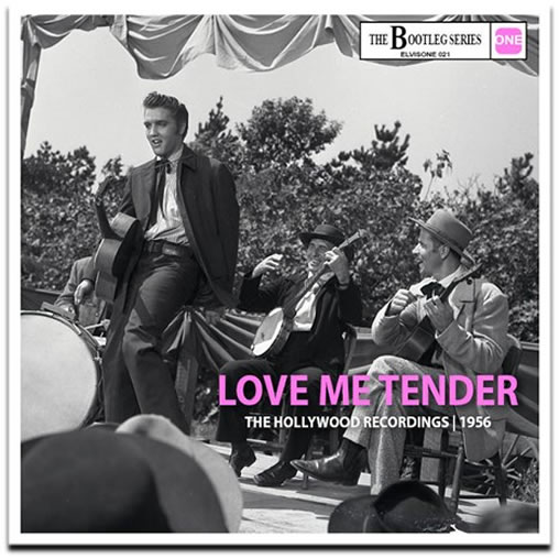 Love Me Tender : The Hollywood Recordings | 1956 CD.