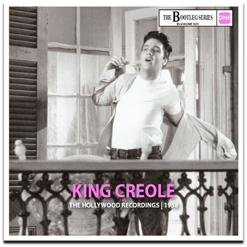 King Creole : The Hollywood Recordings | 1958 CD.
