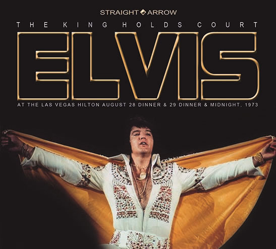The King Holds Court, 3 CD Set from Straight Arrow