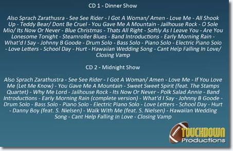 The Tenth of Never 2 CD Set
