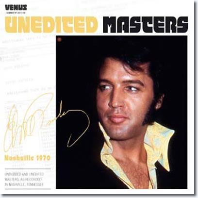 Unedited Masters : Nashville 1970 CD