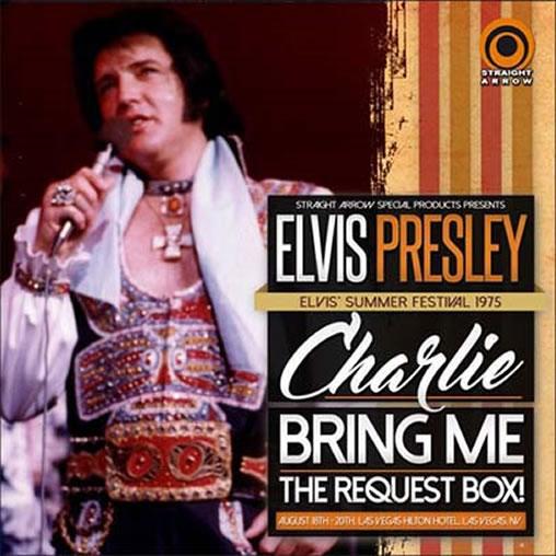 Charlie, Bring Me The Request Box! 5 CD Box-set.