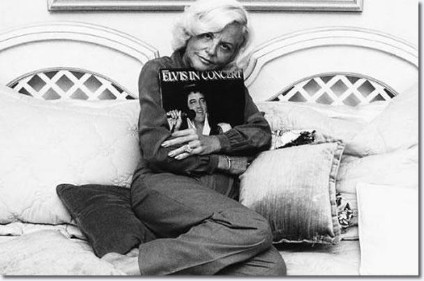 Davada 'Dee' Stanley Presley.
