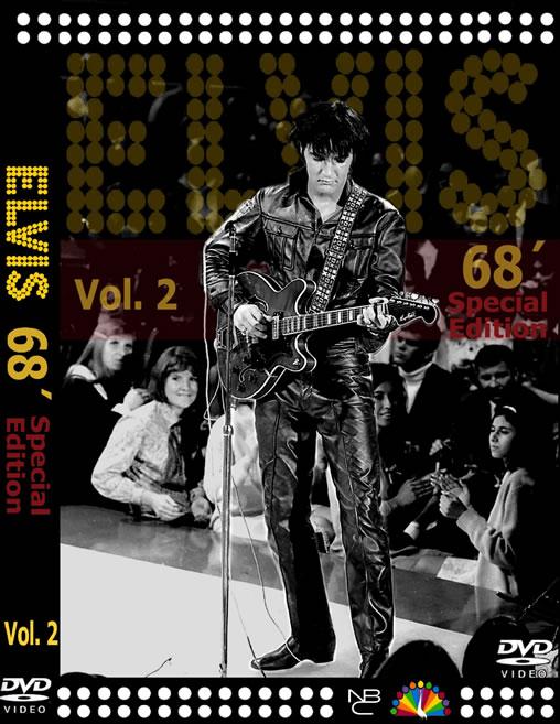 Elvis '68 Special Edition Volume 2 DVD.
