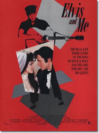 Elvis & Me mini-series DVD