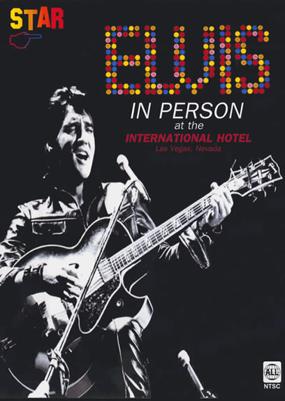 Elvis In Person : The 1969 Fantasy Concert DVD