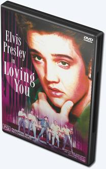 Elvis: Loving You DVD.