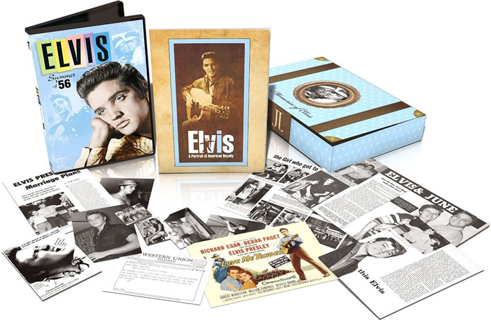 Elvis: Summer of '56 Deluxe Memorabilia Collection Box Set