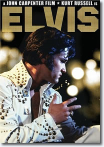Elvis The Movie DVD.