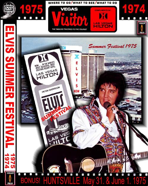 Summer Festival '74/'75 DVD.