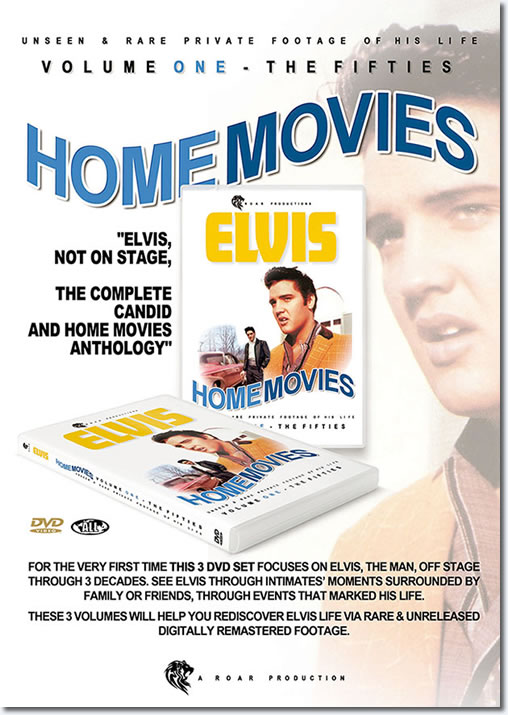 The Complete Candid & And Home Movies Anthology : The Fifties DVD
