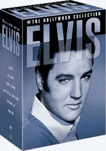 Elvis, The Hollywood Collection 6 DVD.