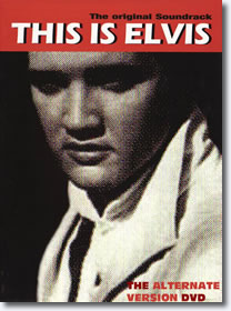 This Is Elvis The Alternate Version DVD.
