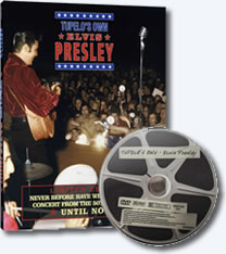 Tupelos Own Elvis Presley DVD.