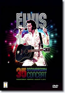 Elvis 35th Anniversary Concert DVD.