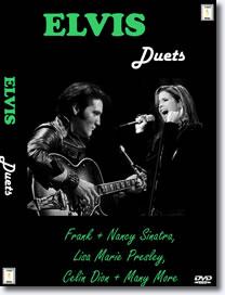 Elvis Duets DVD