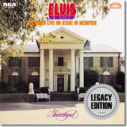 Elvis Recorded Live On Stage In Memphis (2014 Legacy Edition) 2 CD.