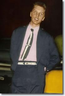 Elvis Presley 1954