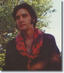 Elvis, Graceland, lat 1960s.