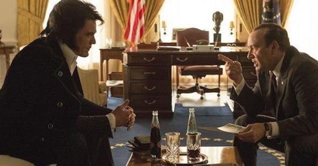 Remstar acquires rights Elvis & Nixon
