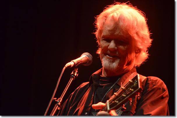 Kris Kristofferson, Palais Theatre, Melbourne, April 8, 2014.