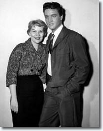 Patti Page & Elvis Presley