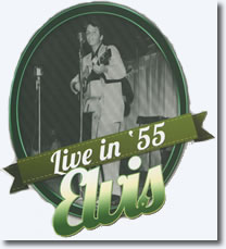 Live in '55 Graphic.