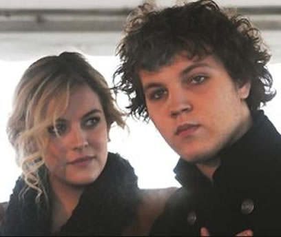 Riley Keough and Ben Keough in 2010 (more photos like this).