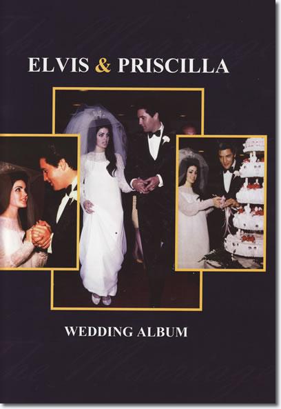 Elvis & Priscilla Wedding Album