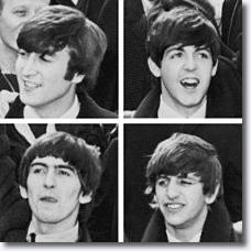 The Beatles No. 1 [After Elvis!]