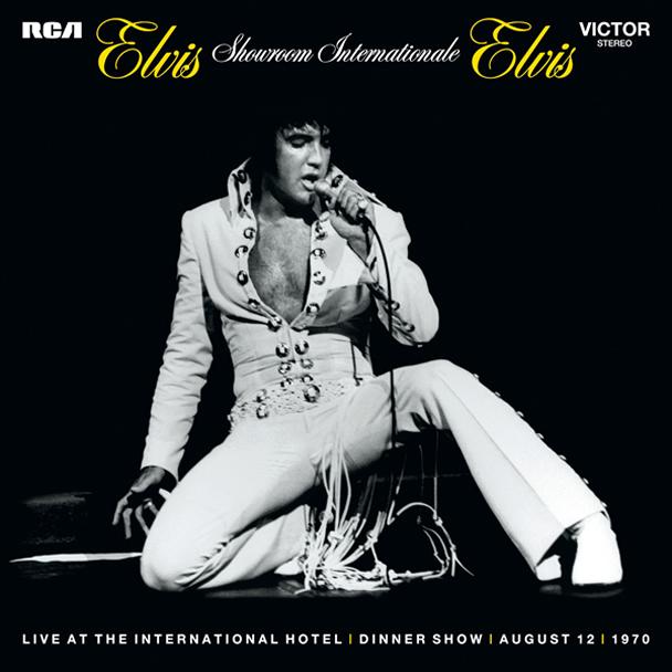 Elvis, Showroom Internationale 'Record Store Day' 2 LP.