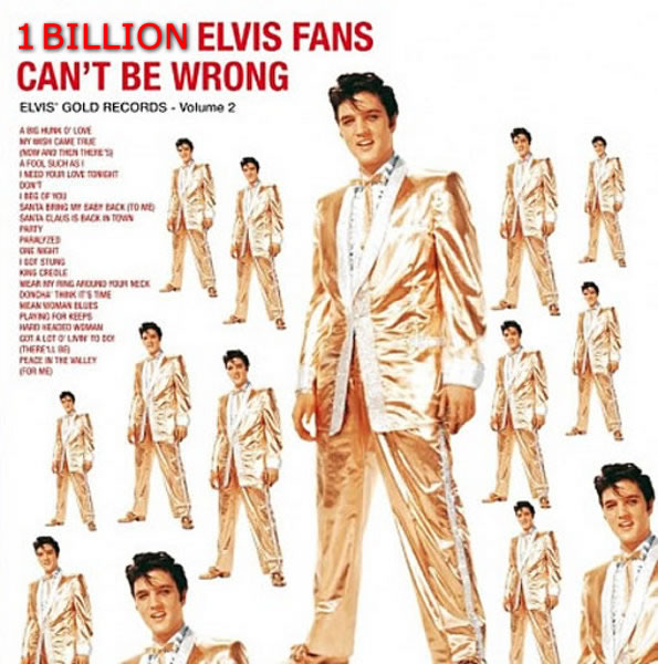 For The Billionth And The Last Time | Lifting the Lid on the King's record sales.
