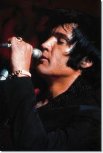 Elvis Presley July 31, 1969.