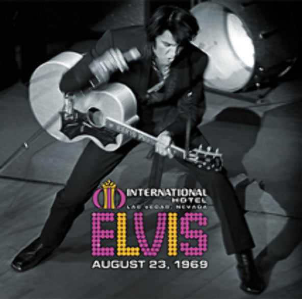 Complete Elvis Presley August 1969 Live Recordings Boxset from Sony Music