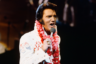 Mindy Campbell 'Aloha' flight attendant remembers Elvis 1973