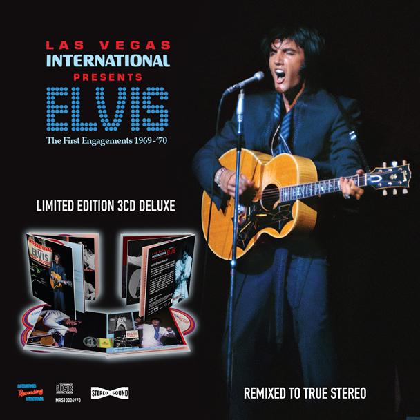 Released | Las Vegas International Presents Elvis - The First Engagements 1969-70