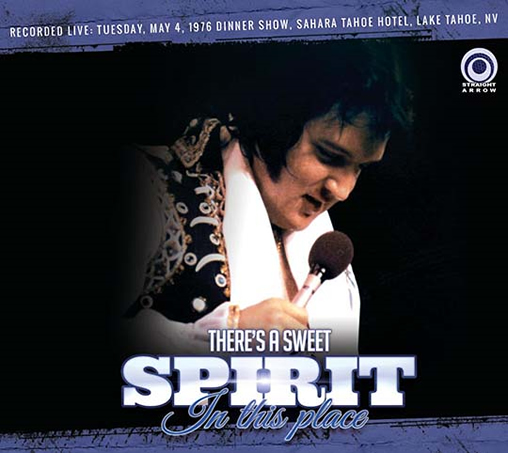 There's A Sweet Spirit In This Place CD.