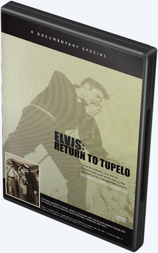 Elvis : Return To Tupelo DVD.