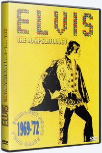 Elvis: The Jumpsuitology 1969-1972 DVD.