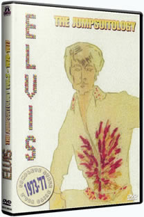 Elvis: The Jumpsuitology 1973-1977 DVD.