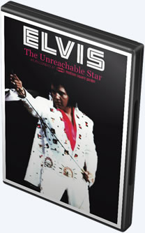 Elvis: 'As recorded at Madison Square Garden' DVD (The Unreachable Star).