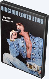 'Virginia Loves Elvis' DVD