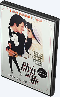 Elvis and Me 2 DVD Limited Edition