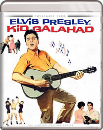 Kid Galahad Blu-ray (Region Free).