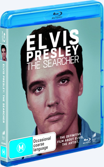 Elvis Presley | The Searcher Blu-ray.