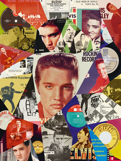 From Cover to Vinyl | The Artistry of Elvis Bootlegs Book | 750 Copies Only