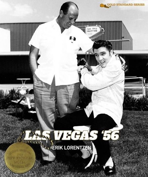 Elvis: Las Vegas '56 | Elvis' First Las Vegas Season Hardcover Book