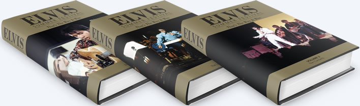 Preview #3 | Elvis: That's The Way It Is Book Trilogy Box Set (from Erik Lorentzen)